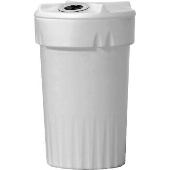 מתקן איסוף בקבוקים בנפח 150 ליטר דגם אקליפטוס להפרדת כלל סוגי הפסולת