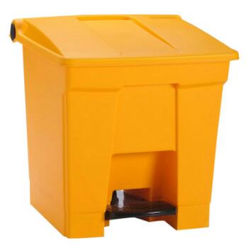 פחי דוושה למיחזור במגוון צבעים 30 ליטר
