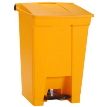 פחי דוושה למיחזור במגוון צבעים 45 ליטר