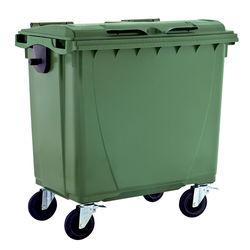 פח ירוק גדול 770 ליטר