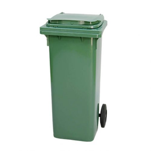 פח אשפה מפלסטיק 140 ליטר
