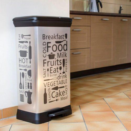 פח אשפה למטבח 50 ליטר