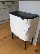 BO טאץ' 36 ליטר - פח אשפה למטבח