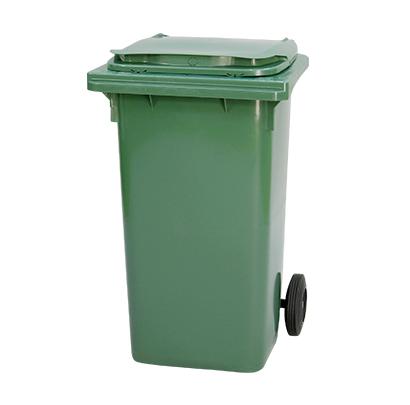 פח ירוק 120 ליטר (מתאים לנישה)